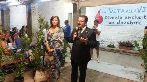cena-anteprima_sindaco Gareggia-presidente consiglio regionale Porzi