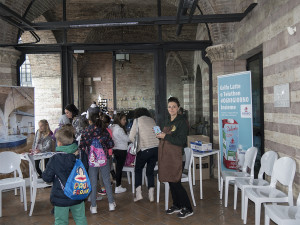Laboratori con le scuole eurochocolate