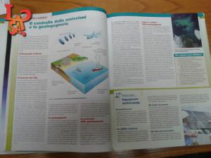 Libro che parla di geoingegneria
